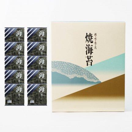 焼海苔(上)10帖箱入