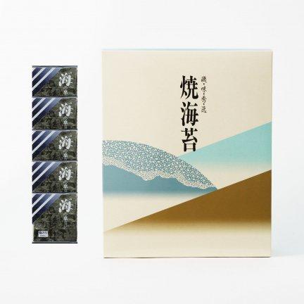 焼海苔(上)5帖箱入