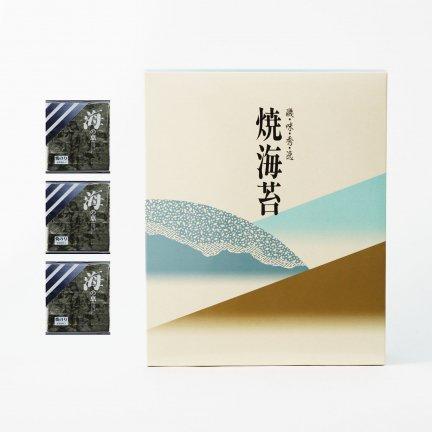 焼海苔(上)3帖箱入