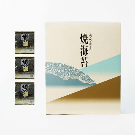 焼海苔(特上)3帖箱入