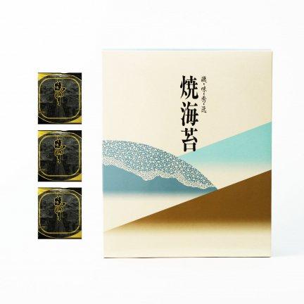 焼海苔(極上)3帖箱入