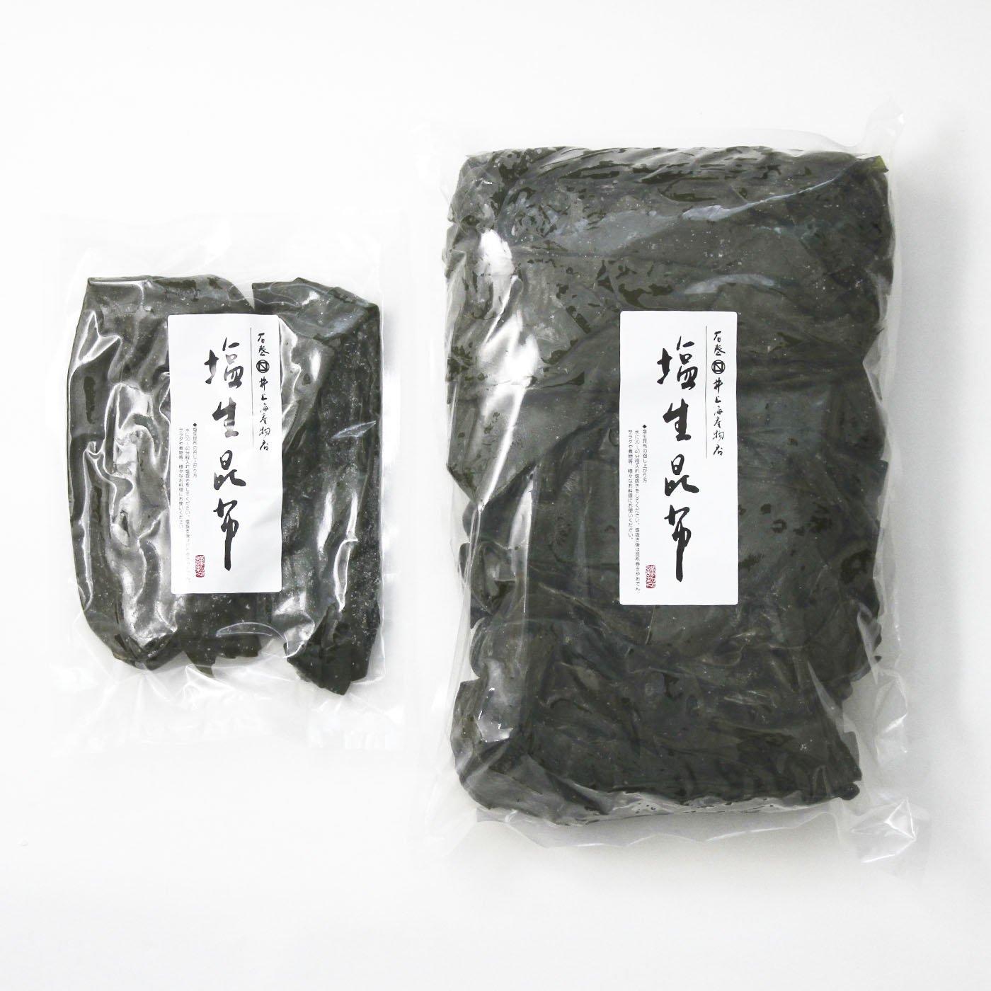 塩蔵昆布 業務用 3.6kg