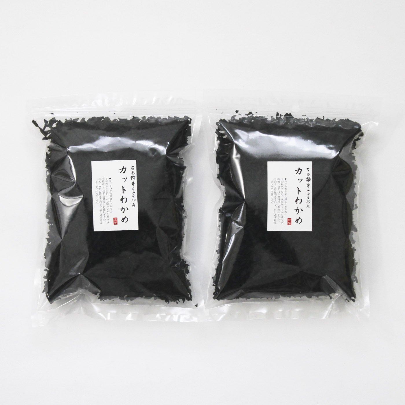 三陸産 乾燥わかめ(カットわかめ) 10袋入