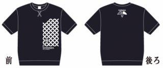 【New!】スウェットTシャツ ネイビー