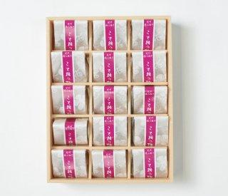紀州特選大粒梅(和紙袋入) 折箱入 15個入