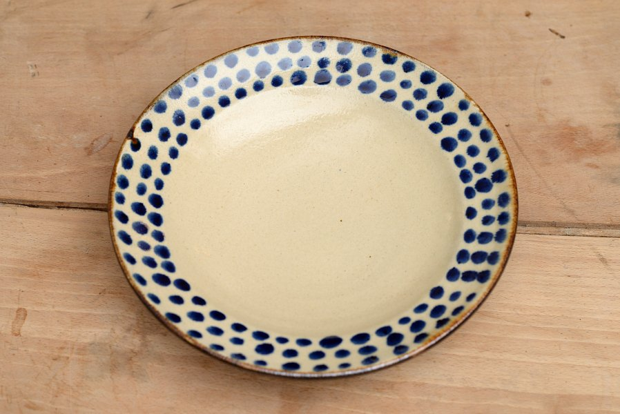 工房マチヒコ 7.5寸リム皿