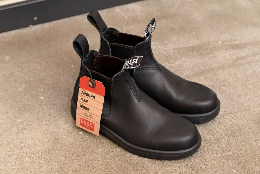 ROSSI BOOTS ENDURA WORK BOOT