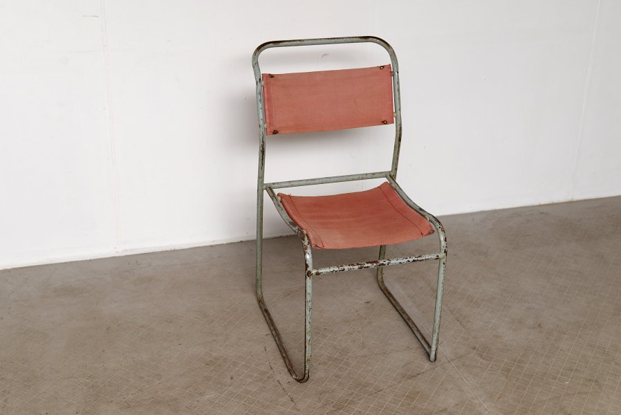 Cox Iron Chair