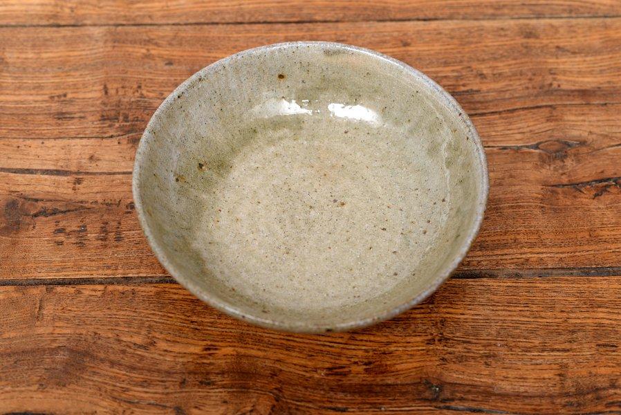 ソロソロ窯 6寸浅碗
