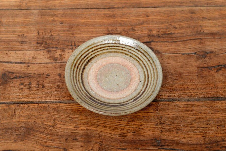ソロソロ窯 4.5寸皿