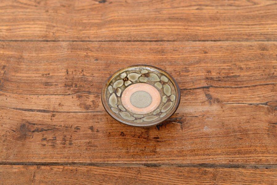 陶藝玉城 3寸皿