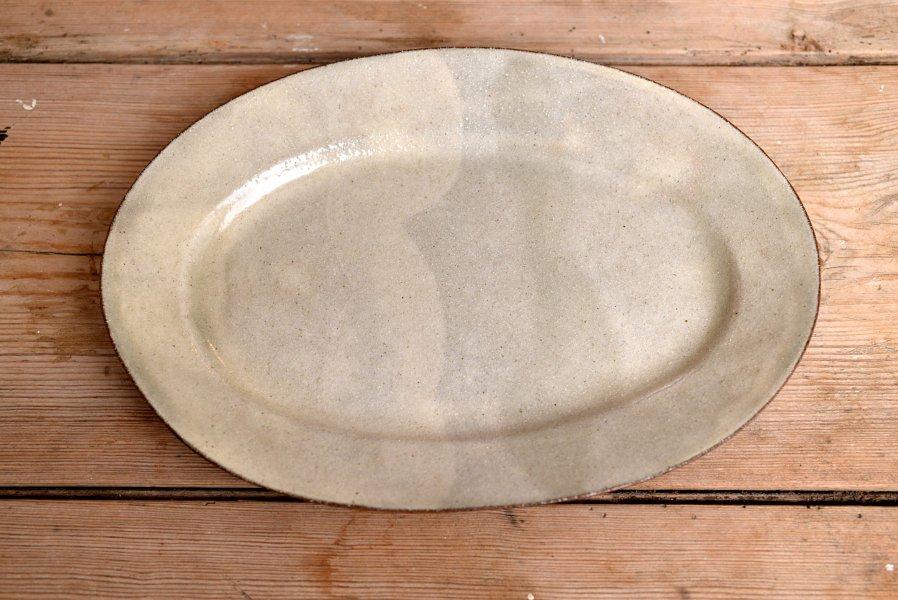 深貝工房 オーバル皿