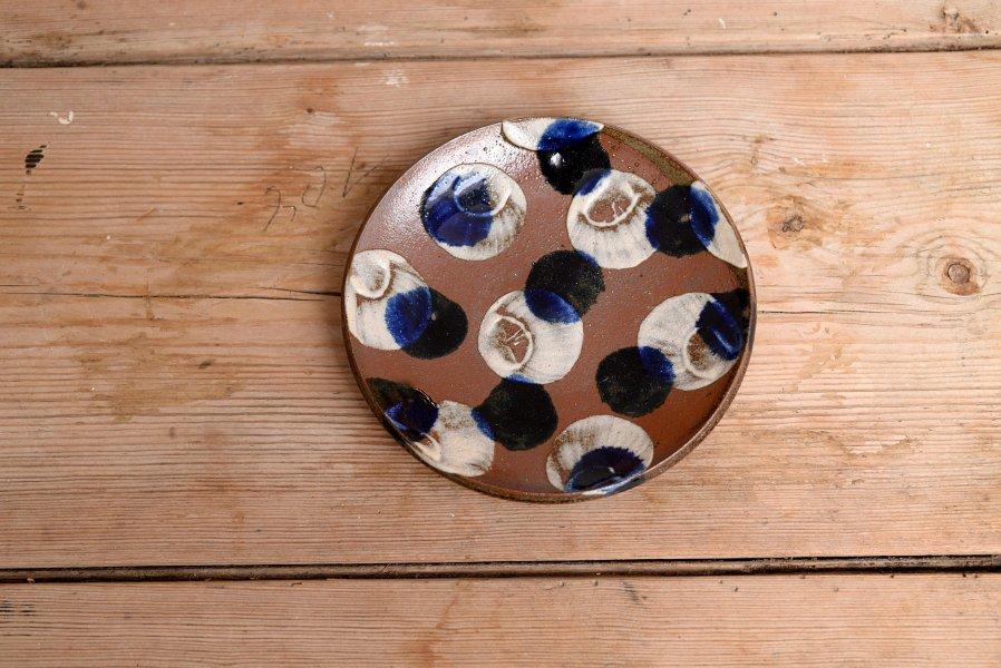 深貝工房 5寸皿