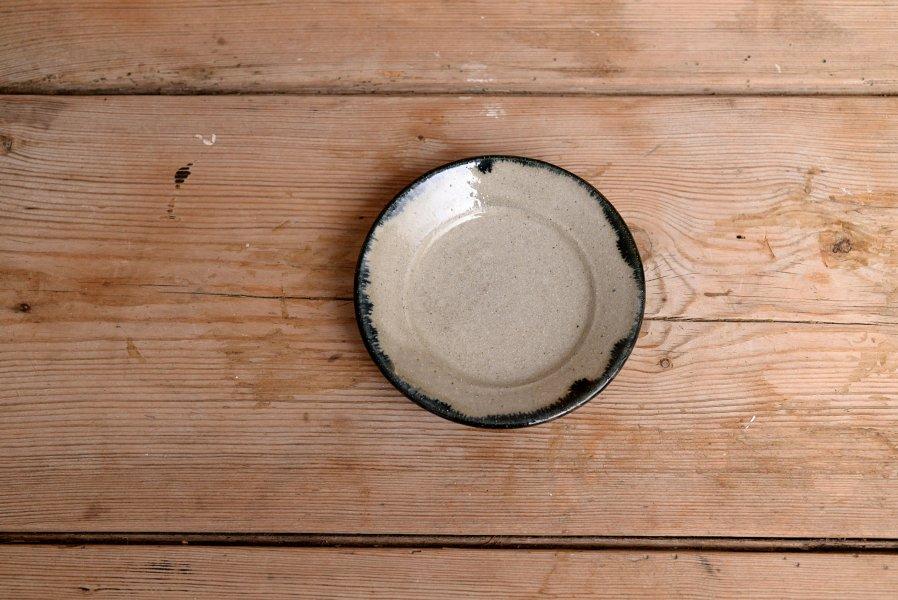 深貝工房 4寸皿