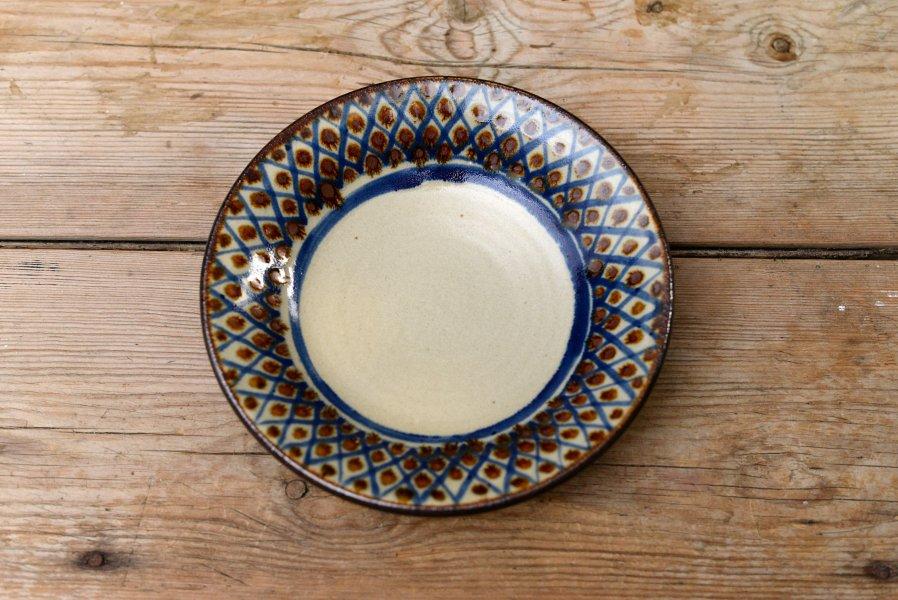 工房マチヒコ 7寸皿