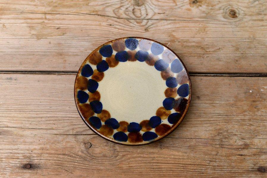 工房マチヒコ 6寸皿