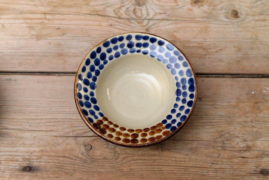 工房マチヒコ 6寸リム鉢