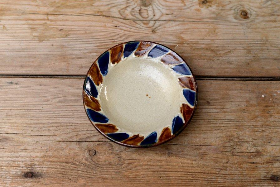 工房マチヒコ 5.5寸リム皿