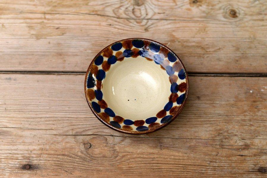 工房マチヒコ 5寸リム鉢