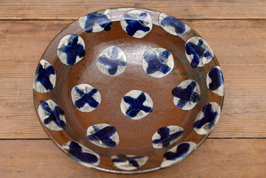 深貝工房 8寸鉢