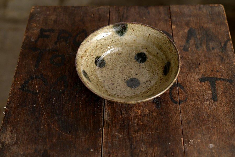 ソロソロ窯  6寸ボウル(反り)