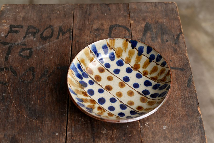 深貝工房 6寸鉢