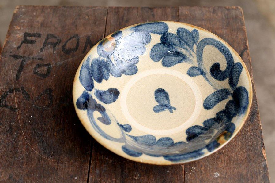田村窯 8寸皿