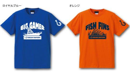フィッシングヤンキース フロントプリントTシャツ / 釣りとアメカジを巧みに融合させたお洒落なデザイン、10種類から選べる!