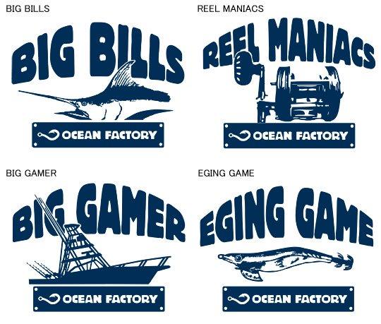 フィッシングヤンキース フロントプリント長袖Tシャツ / 釣りとアメカジを巧みに融合させたお洒落なデザイン、10種類から選べる!