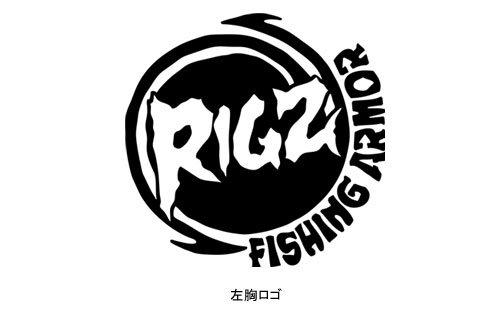 RIGZ ver.2 フィッシングパーカー / クールなトライバル柄で、人気の釣り魚やフィッシングギアをデザイン、12種類から選べる!
