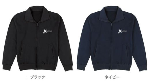 X-ANGLERS ver.3 フィッシング トラックジャケット / スタイリッシュなファイヤーパターンで人気魚種をデザインしたシリーズ3代目。10種類から選べる!