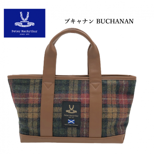 BUCHANAN トートバッグ  M (39×20×12�)