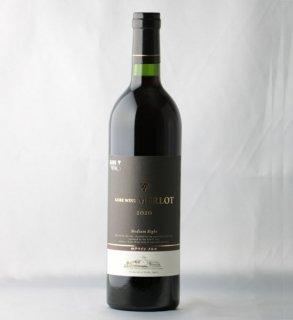神戸メルロ樽熟成2016年-極みワイン-