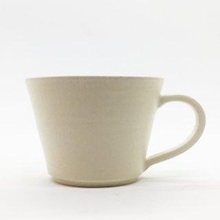 トキノハ shiro-kuroシリーズ コーヒーカップ 白
