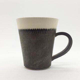 トキノハ shiro-kuroシリーズ マグカップ 緑白