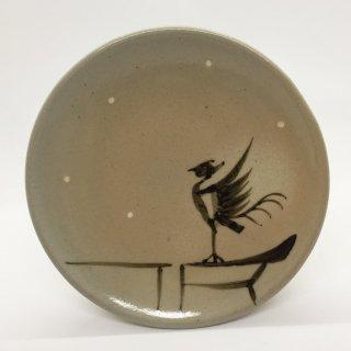 朝日焼 銘々皿 宇治の四季 小サイズ