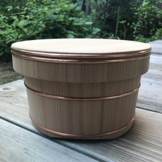 桶屋近藤 おひつ7寸 5合炊き相当(2〜3人向け)