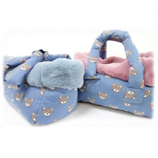 Toy Bear Denim BEDキャリー