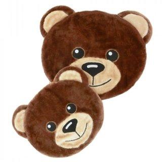 【セール】Toy Bear Face Mat/サーカスサーカス