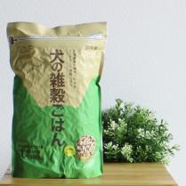 犬の雑穀ごはん 成犬用 鹿肉/アニマルワン