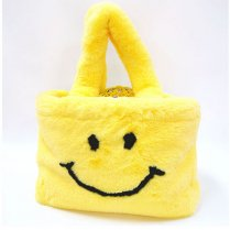 SMILE FUR Carry Bag