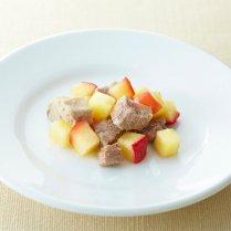 【ネコポス対応】ハロードッグ リンゴと豚肉の柔らか煮