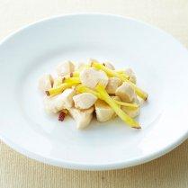 【ネコポス対応】ハロードッグ 鶏肉とサツマ芋の煮込み