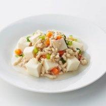 【ネコポス対応】ハロードッグ 豆腐と鶏そぼろ煮