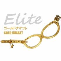 【取寄せ商品・ネコポス対応】バディベルト Gold Nugget