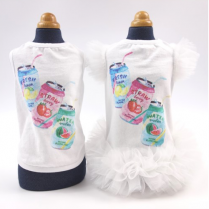 【circus circus】Fruits Soda(涼感加工)犬服 ドッグウェア◎2020 春夏コレクション <ネコポス対応>