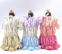 【circus circus】TIERED TUNIC(涼感加工)犬服 ドッグウェア◎2020 春夏コレクション <ネコポス対応>