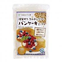 糖質オフ・グルテンフリー パンケーキミックス【ネコポス対応】