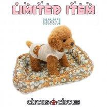 ★数量限定★涼感加工ToyBear COOL BED|サーカスサーカス