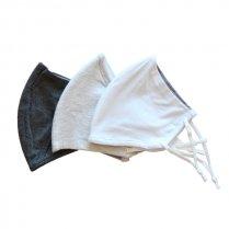 接触冷感 3Dワイヤー入りマスク(3枚入り)/パシュートオブラブ *ネコポス可